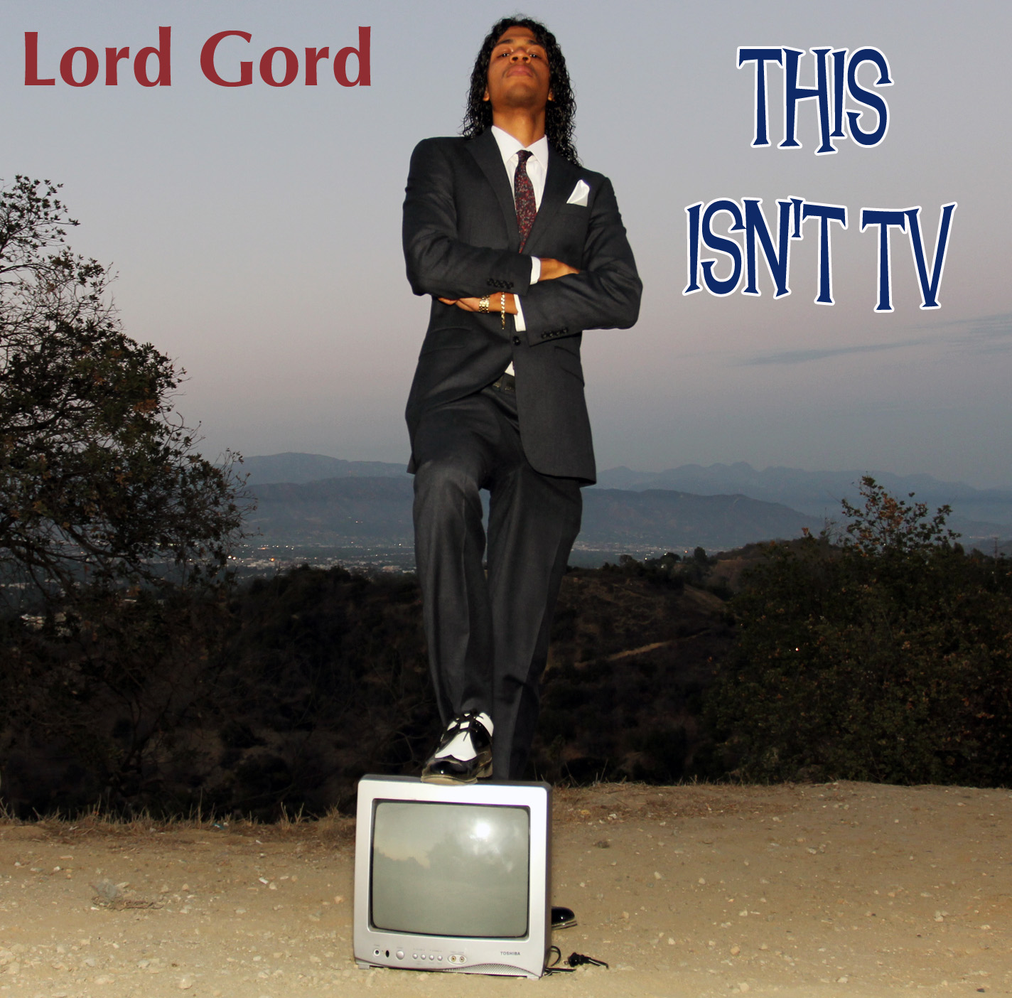 Lord Gord Leave My Curl Alone Cover copy